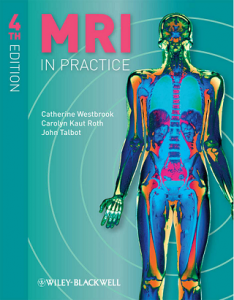 MRI in Practice - Fourth Edition